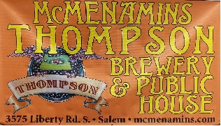 McMenamins Thompson Brewery
